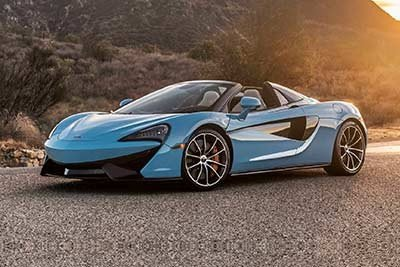 McLaren North Jersey Financing & Auto Loans