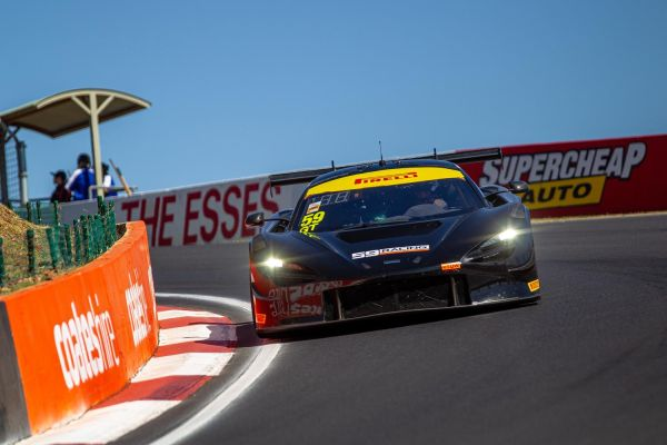 McLAREN 720S GT3 TO CHALLENGE FOR VICTORY AT THE LIQUI-MOLY BATHURST 12 HOUR