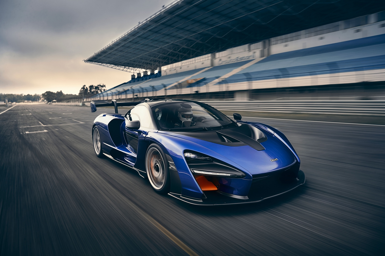 McLaren Senna breaks four major US track performance test records