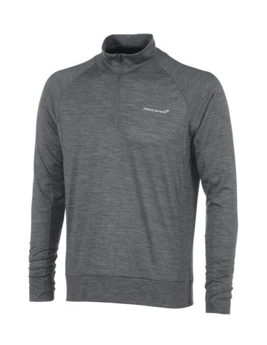 McLaren Merino Wool Mens 1/4 Zip Sweatshirt for sale at McLaren North Jersey