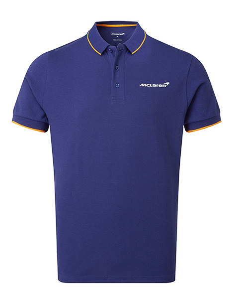McLaren F1 Essentials Polo Shirts for sale at McLaren North Jersey