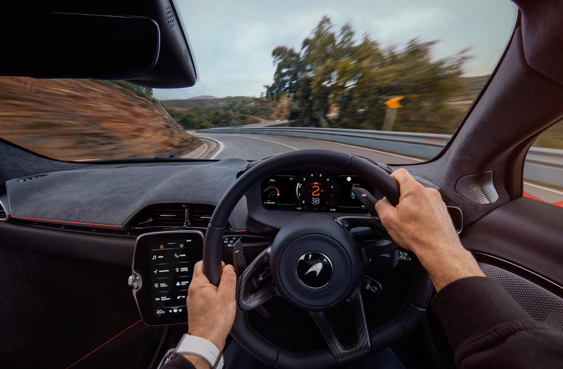 All-New McLaren Artura High-Performance Hybrid Powertrain Sets New Supercar Standards; Amplifies McLaren Driving Experience