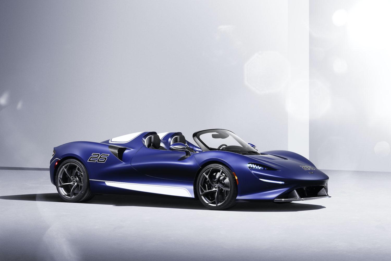 The Ultimate Open-Top Roadster Experience: Windshield Version of Ultra-Exclusive McLaren Elva Enters Production
