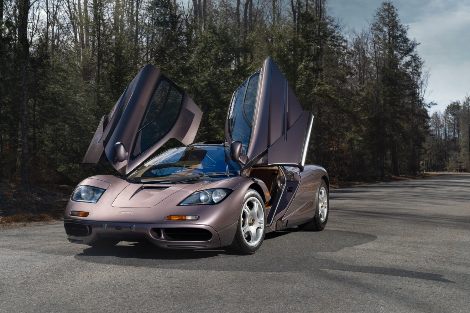 McLaren F1 Road Car Sets Record Price at Auction